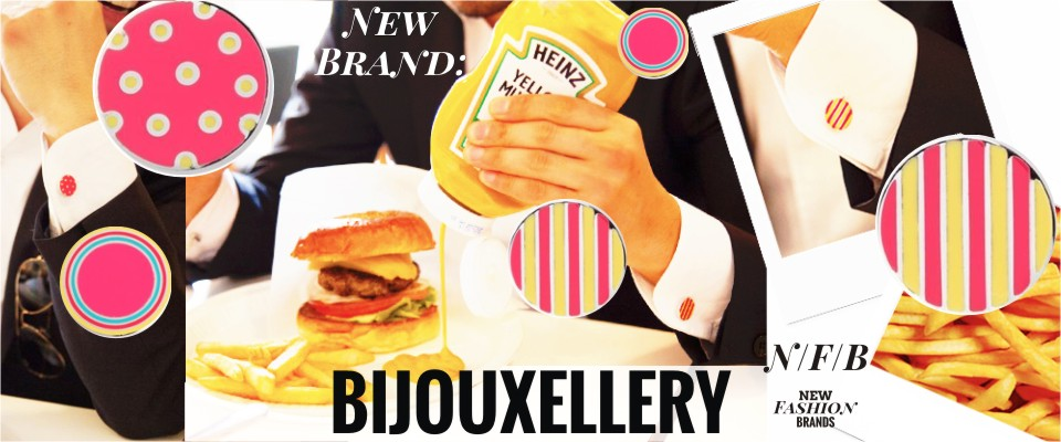 New Brand BIJOUXELLERY at Margin London