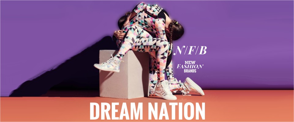 New Brand Dream Nation at Margin London