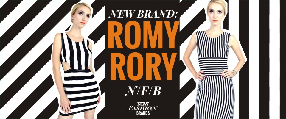 New Brand Romy Rory at Margin London