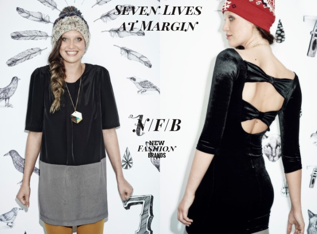 New Brand Seven Lives at Margin London