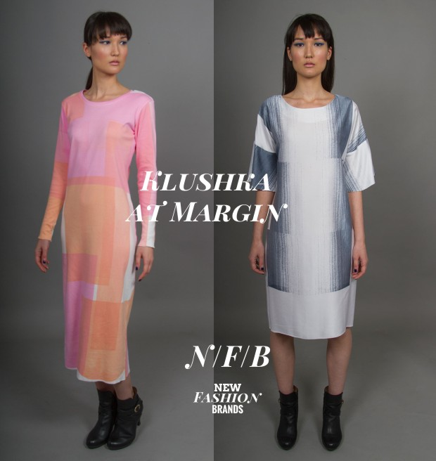 Autumn Preview: Klushka at Margin London - NewFashionBrands.com New Fashion Brands