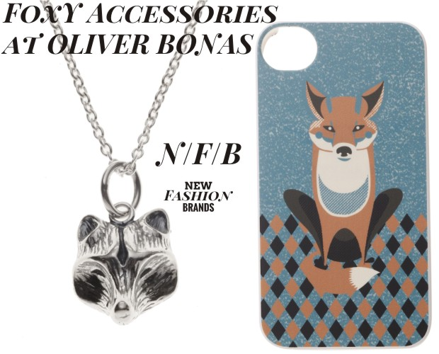 foxy accessories at oliver bonas