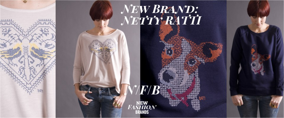 New Brand: Netty Ratti at Margin London - NewFashionBrands.com New Fashion Brands