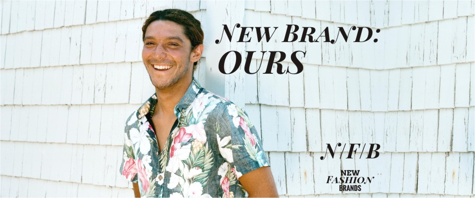 New Fashion Brand Ours at Margin London - NewFashionBrands.com