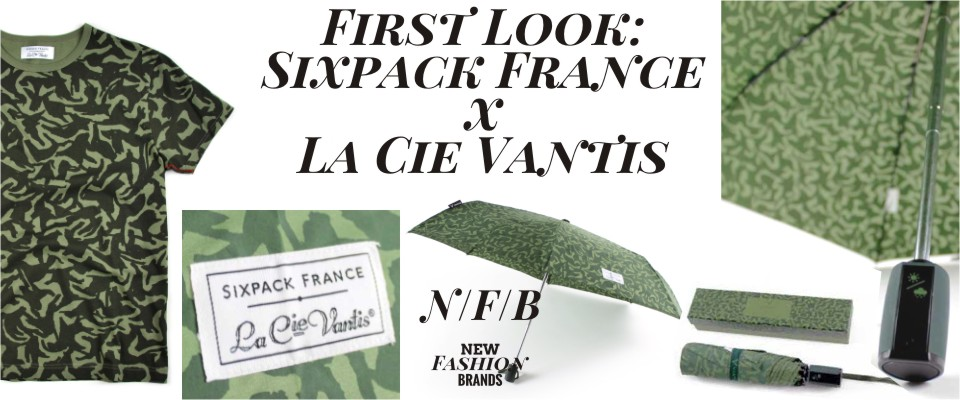 First Look: Sixpack France x La Cie Vantis at Margin London