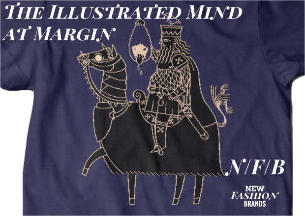The Illustrated Mind at Margin London